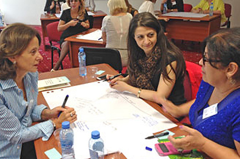 International Conference on Women Entrepreneurship in South Caucasus, 2014